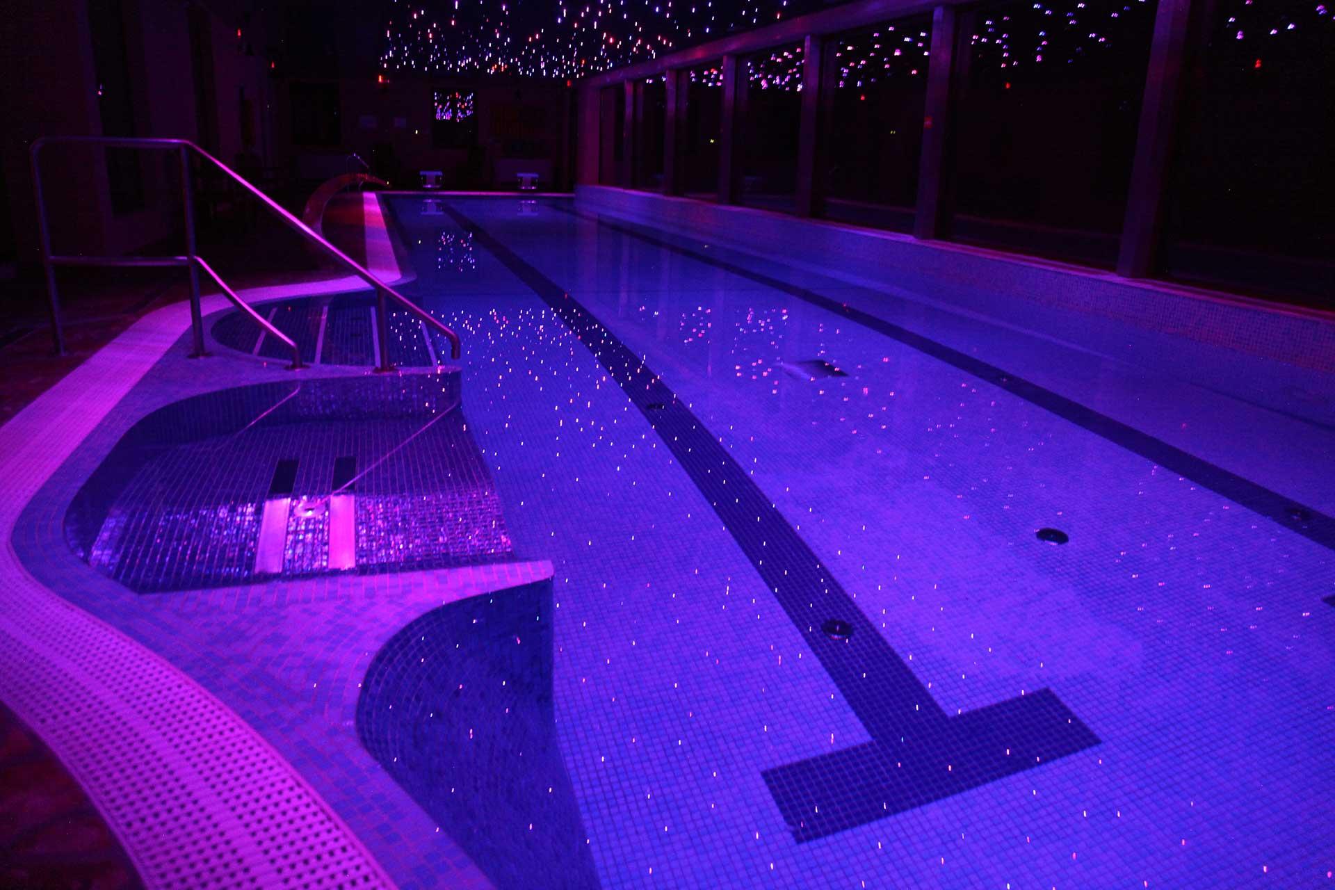 Penzion Gabreta - wellness bazén 2