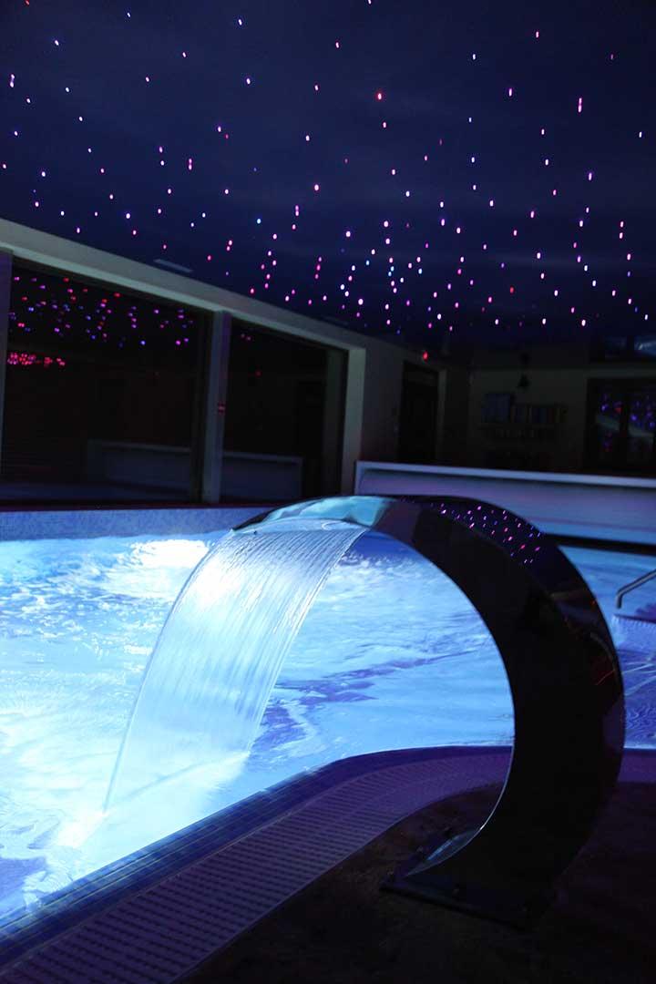 Penzion Gabreta - wellness bazén - 3