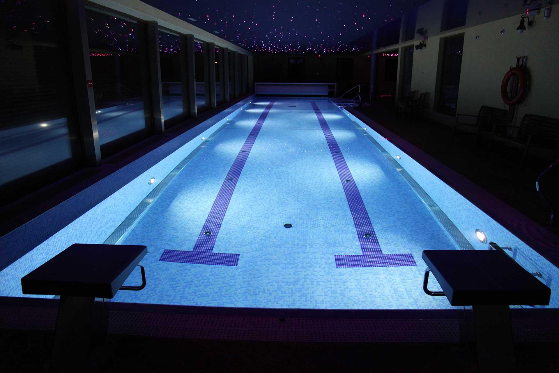 Penzion Gabreta - wellness bazén